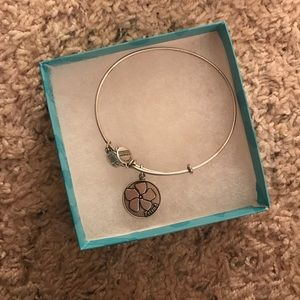 Alex and Ani- Friend Bangle Bracelet